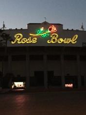 Rose Bowl Statdium